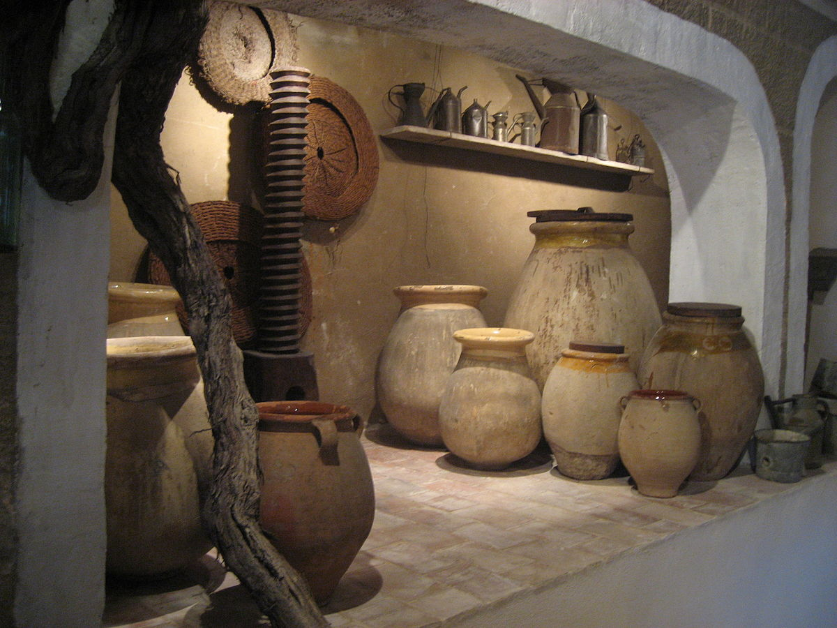 Alfarer a del aceite wikipedia la enciclopedia libre for Productos para ceramica