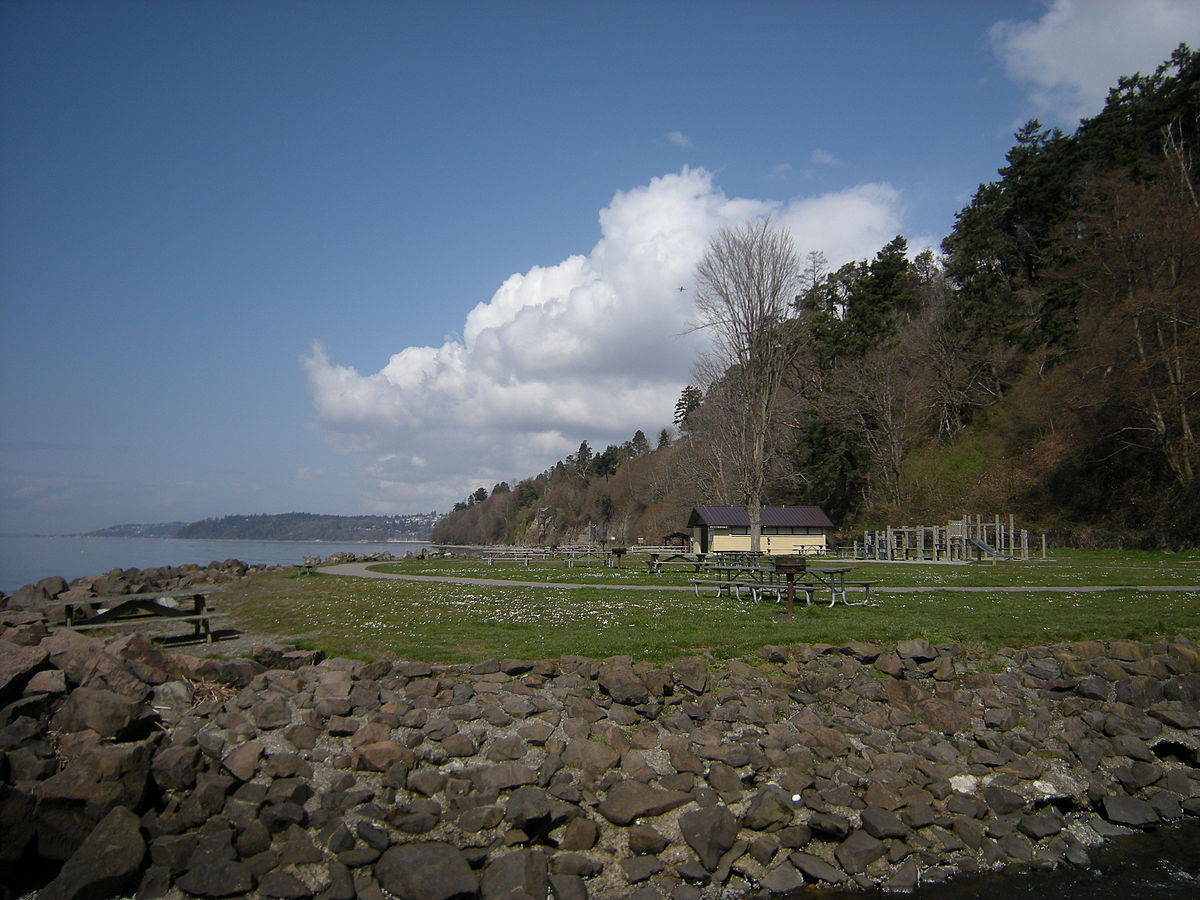 Beach City Scenery