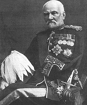 Sam Browne - General Browne in 1897