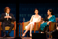 Sam Heughan, Caitriona Balfe and Diana Gabaldon Outlander Premiere in NY.png