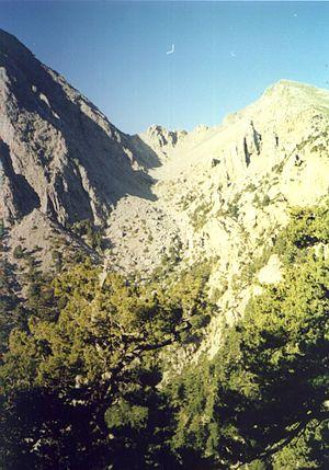 Samariá Gorge - Samaria Gorge