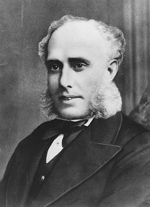 Smiths Group - Samuel Smith (1826-75), founder of Smiths Group