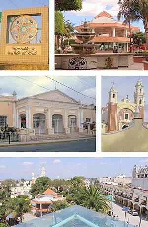 Vicente Guerrero, Tlaxcala - Image: San Pablo Del Monte, Collage