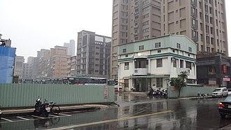 Luzhou District, New Taipei - Image: San Chung Bus Luzhou Station 20131221