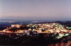 San Giorgio Albanese panorama notturno.jpg