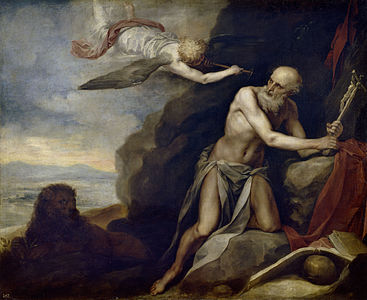 Jerónimo (santo) - Wikipedia, la enciclopedia libre