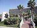 San Luis Resort enterence Galveston Island.JPG