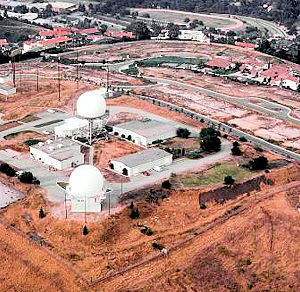 Joint Surveillance System - The former J-31 San Pedro JSS ARSR-1 radar site, California