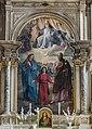 San Salvador Interno - (Venice) - Sacra Famiglia - Lattanzio Querena.jpg