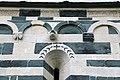 San michele di murato, fianco sx, con rilievi del 1140 ca. 02.jpg