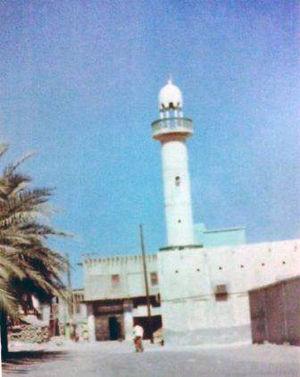 Sanabes - Sheikh Mohammed Al Mubarak Mosque .