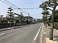 Sando of Nakayama Shrine in Shimonoseki, Yamaguchi.jpg