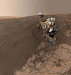 Sandy Selfie Sent from NASA Mars Rover.jpg