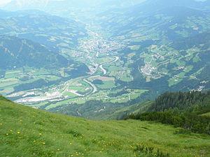 St Johann im Pongau - Salzach Valley