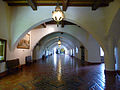 Santa Barbara Courthouse Interior Walkway.JPG