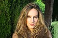 Sara Guirado en los Jardines de Monforte, Valencia 02.jpg