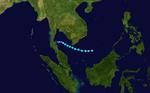 1965 Pacific typhoon season