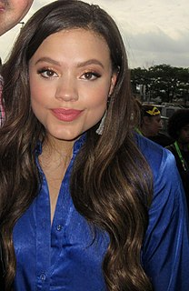 Sarah Jeffery Canadian actress, singer and dancer