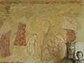 Sargé-sur-Braye (41) Église Saint-Martin Fresques Mur oriental 12.JPG