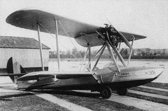 Savoia-Marchetti S.56 - Image: Savoia Marchetti S.56