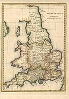 Saxon England according to the Saxon Chronicle