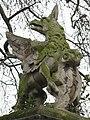 Scary dragon, Gray's Inn Gardens, WC1 - geograph.org.uk - 1266662.jpg