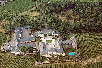Schloss Johannisberg - Aerial photo, 2006