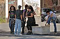 Schoolchilds. Catania, Italy.jpg