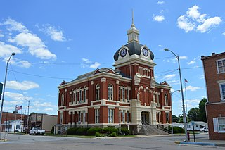 Scott County, Illinois County in the United States
