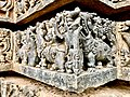 Sculptures on Hoysaleswara temple - 6.jpg