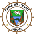 Seal of Itbayat, Batanes.png