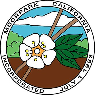 Moorpark, California - Image: Seal of the City of Moorpark, California