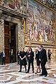 Secretary Pompeo Visits the Sistine Chapel (48840383511).jpg