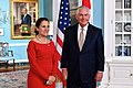 Secretary Tillerson Meets With Canadian Foreign Minister Freeland in Washington (36932248204).jpg