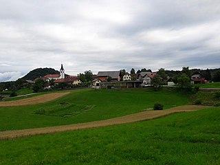 Sela pri Šumberku Place in Lower Carniola, Slovenia