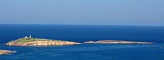 St Paul's Island - View of Saint Paul's Islands