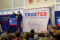 Senator of Texas Ted Cruz at New England College Town Hall Meeting on Feb 3rd, 2016 a by Michael Vadon 14.jpg