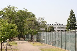 Senior High School at Sakado, University of Tsukuba.JPG