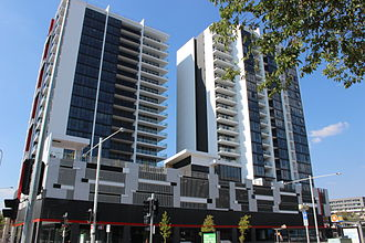 Belconnen, Australian Capital Territory - Sentinel apartments