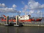 Sentinel at Liverpool Cruise Terminal - 2012-08-31 (20).JPG