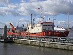 Sentinel at Liverpool Cruise Terminal - 2012-08-31 (21).JPG
