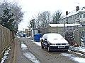 Service Road behind Bramley Parade, N14 - geograph.org.uk - 321830.jpg