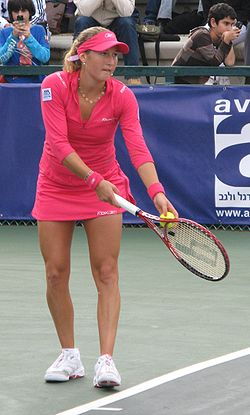 In Israel tennis championship 2008 final