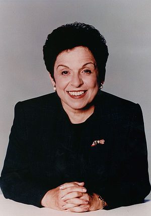 Donna Shalala - Shalala during her tenure as the Secretary of Health and Human Services.