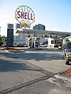 "Shell Oil Company ""Spectacular"" Sign"