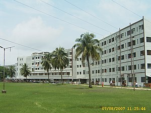 Sher-e-Bangla Medical College - Sher-e-Bangla Medical College Hospital Building
