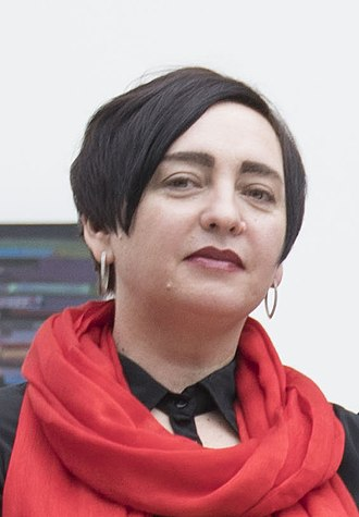Bohdana Frolyak - Shevchenko National Prize award ceremony 2017 Bogdana Froliak cropped