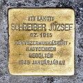 Shhreiber stolperstein Bp07 Rumbach7.jpg