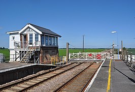 Shippea Hill Railway Station, Cambridgeshire - geograph.org.uk - 1917829.jpg