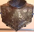 Shoulder Armour, Tower of London.JPG
